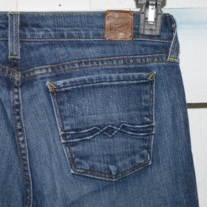 Lucky brand Zoe womens jeans size 4 S 3755